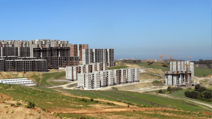 logement public algerie